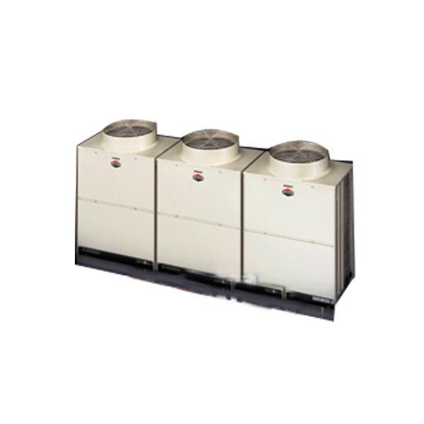1、日立新一代商用多联机节能典范FLEX MULTI传承日立空调产品的高端技术和优越品质,包括冷暖切换型机组和热回收型机组,均应用大容量高效高压腔涡旋压缩机和先进的变频技术,实现了多联机技术的升华和性能的突破。FLEX是灵活、多变的意思,机组采用轻量化、结构紧凑的模块单元机型的组合方式,单模块体积、占地面积都大幅减小,特别方便于工程设计、运输和安装;MULTI是多联的意思,FLEX MULTI系列产品的单元机型从8HP到18HP两匹一档共6个机型,组合型最大到54HP,极大丰富了产品阵营。  运行更节能